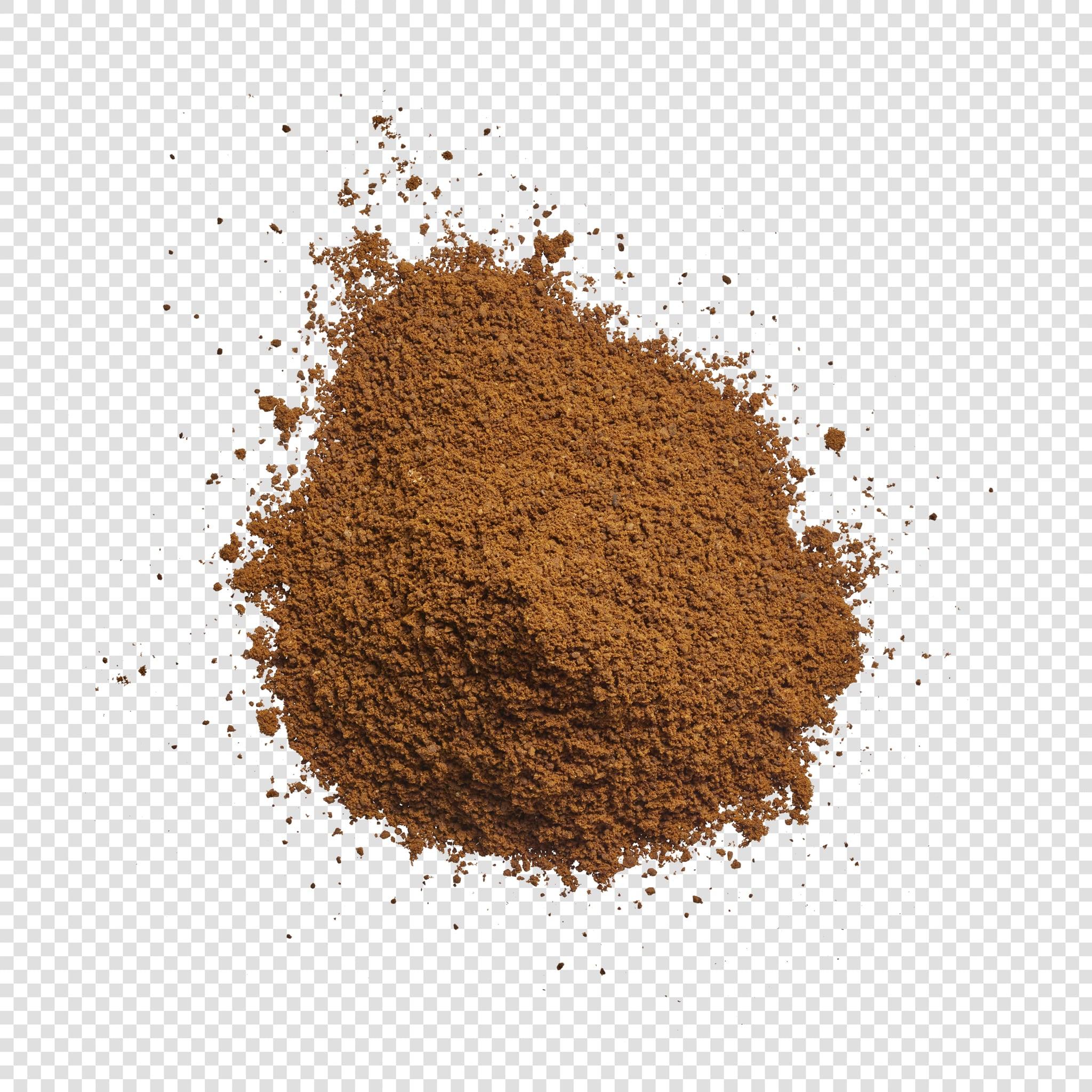 PSD Layered Coffee image