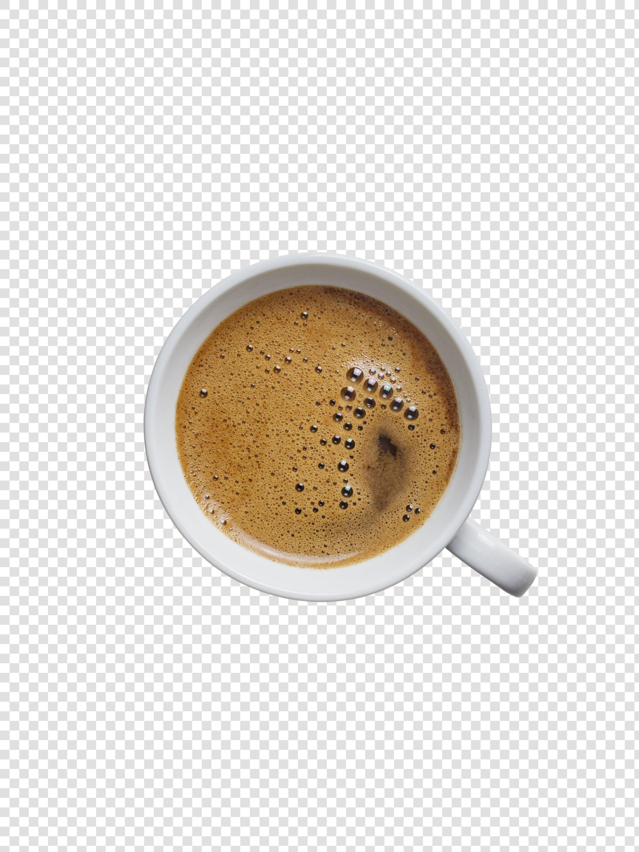 PSD Layered Coffee image