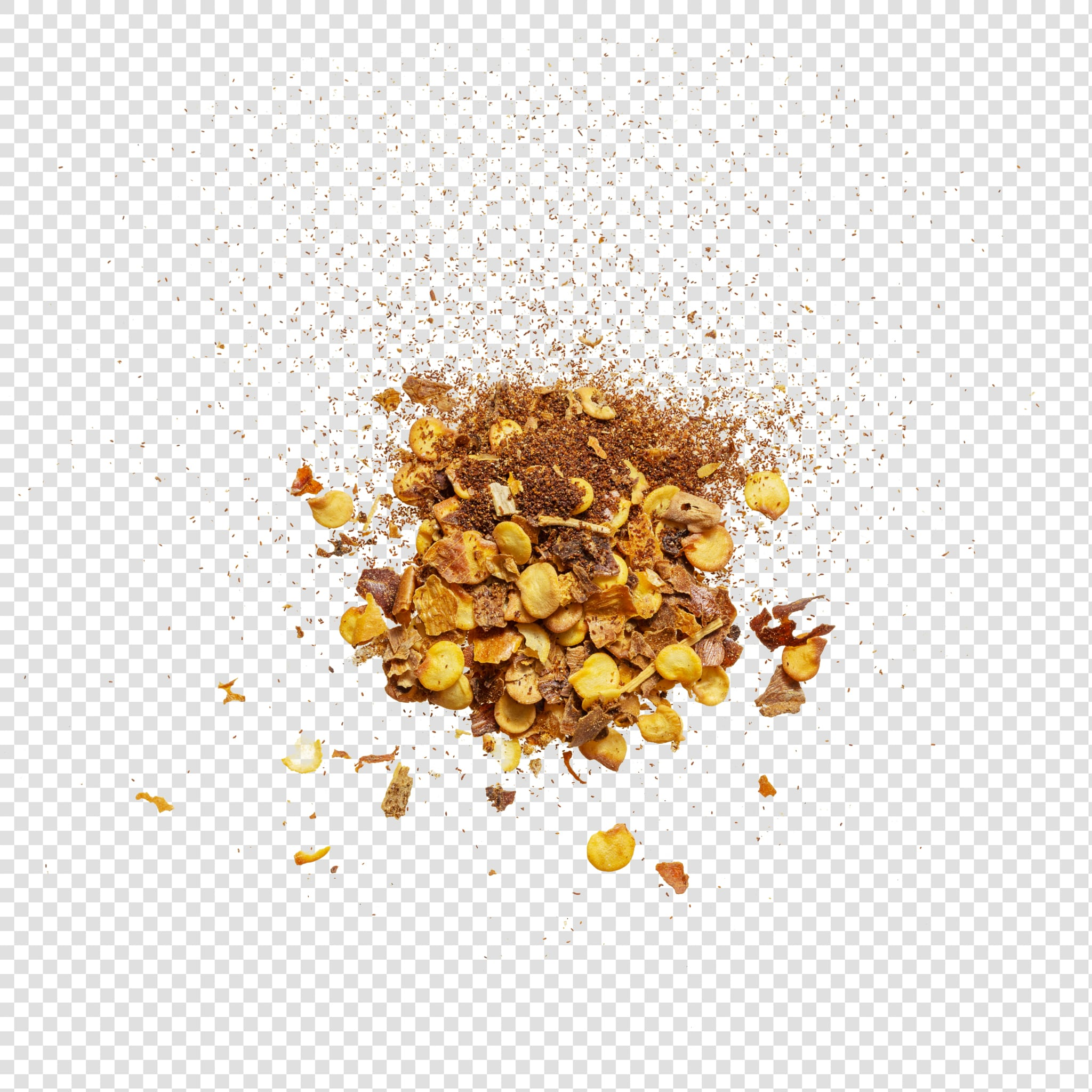 Isolated Spice psd image