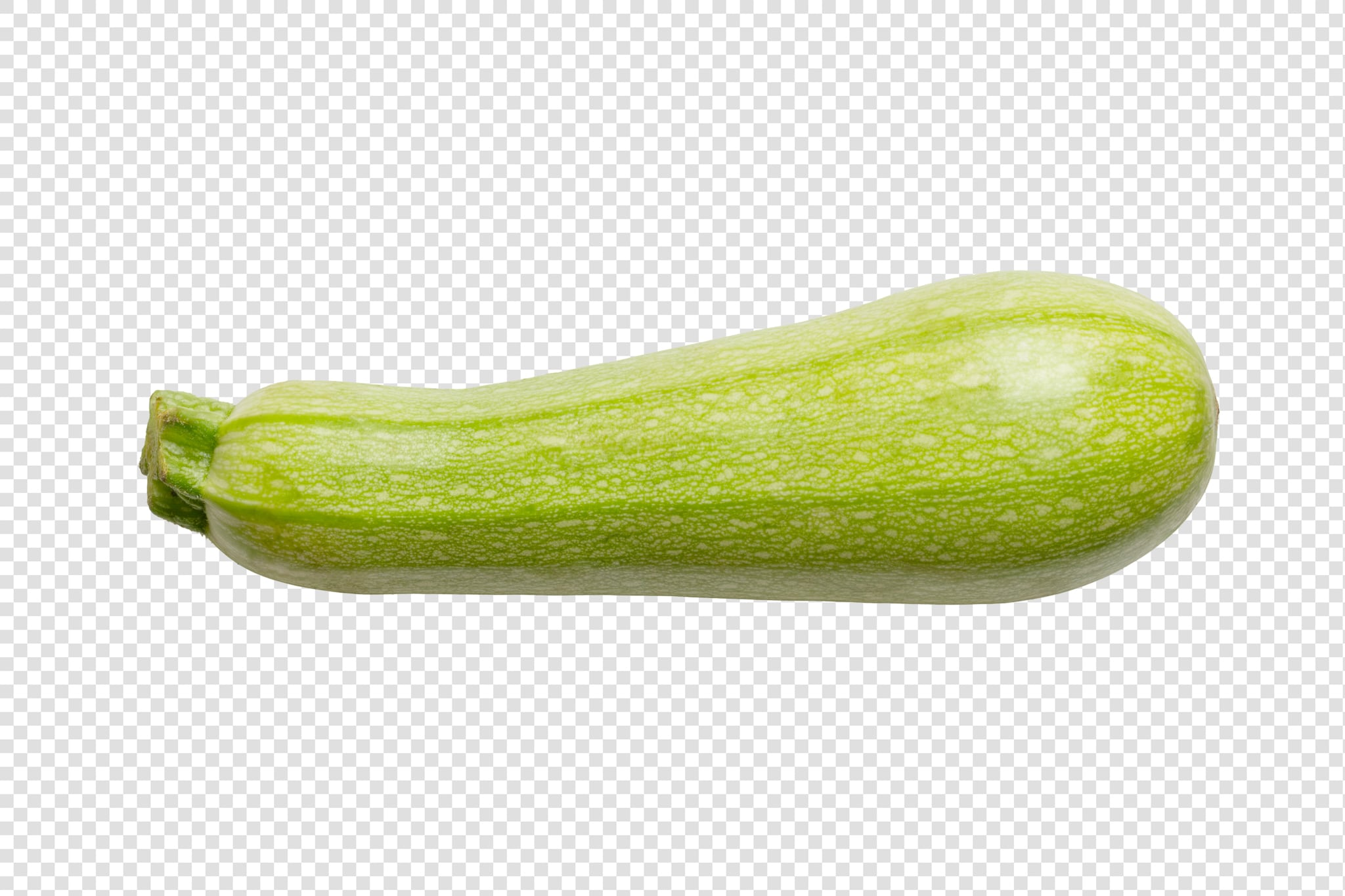 Clean Isolated PSD image of Squash on transparent background with separated shadow