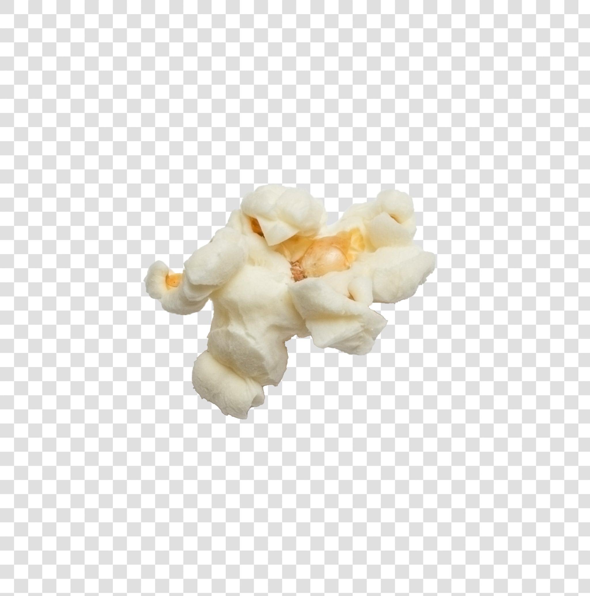 Popcorn PSD layered image