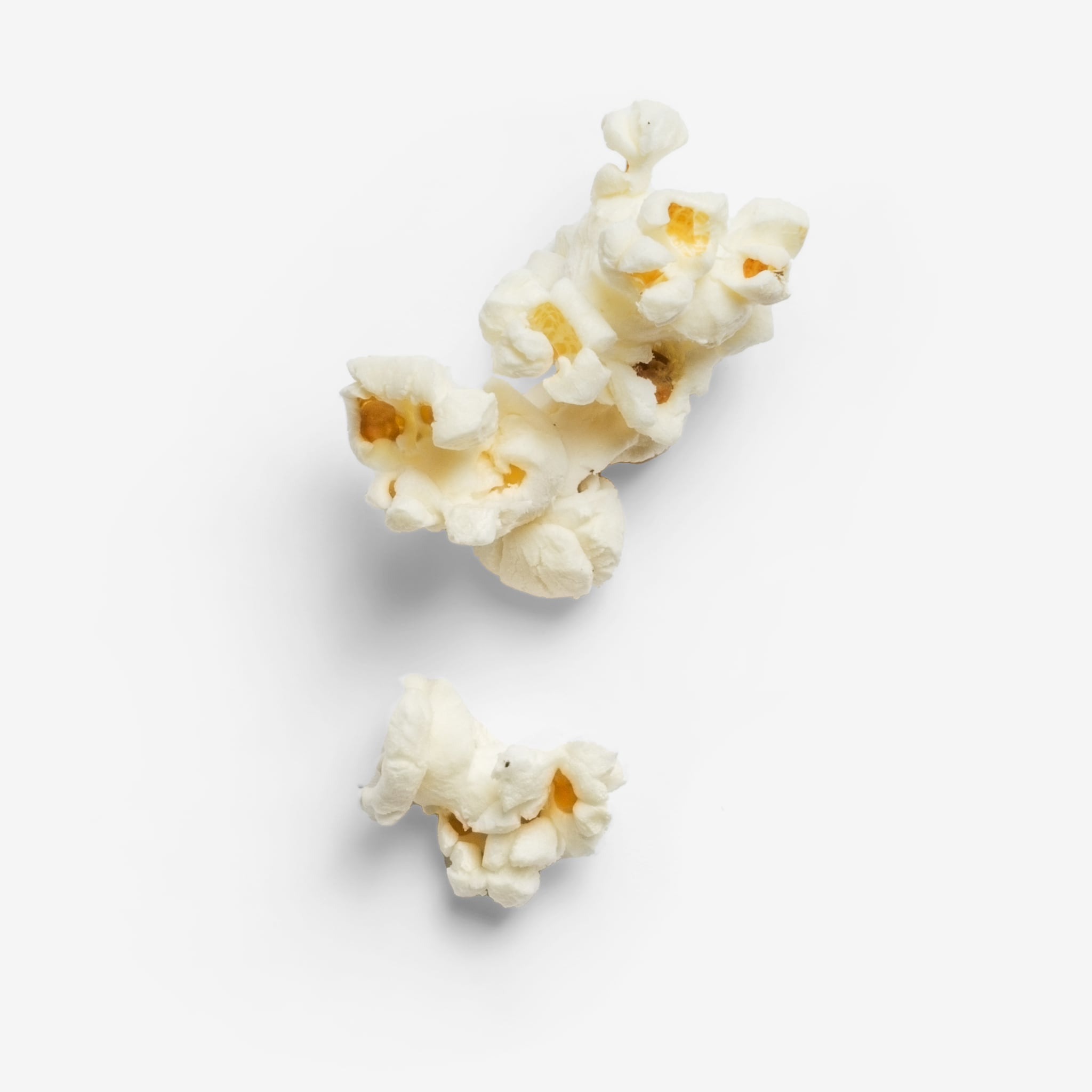 Popcorn PSD image with transparent background