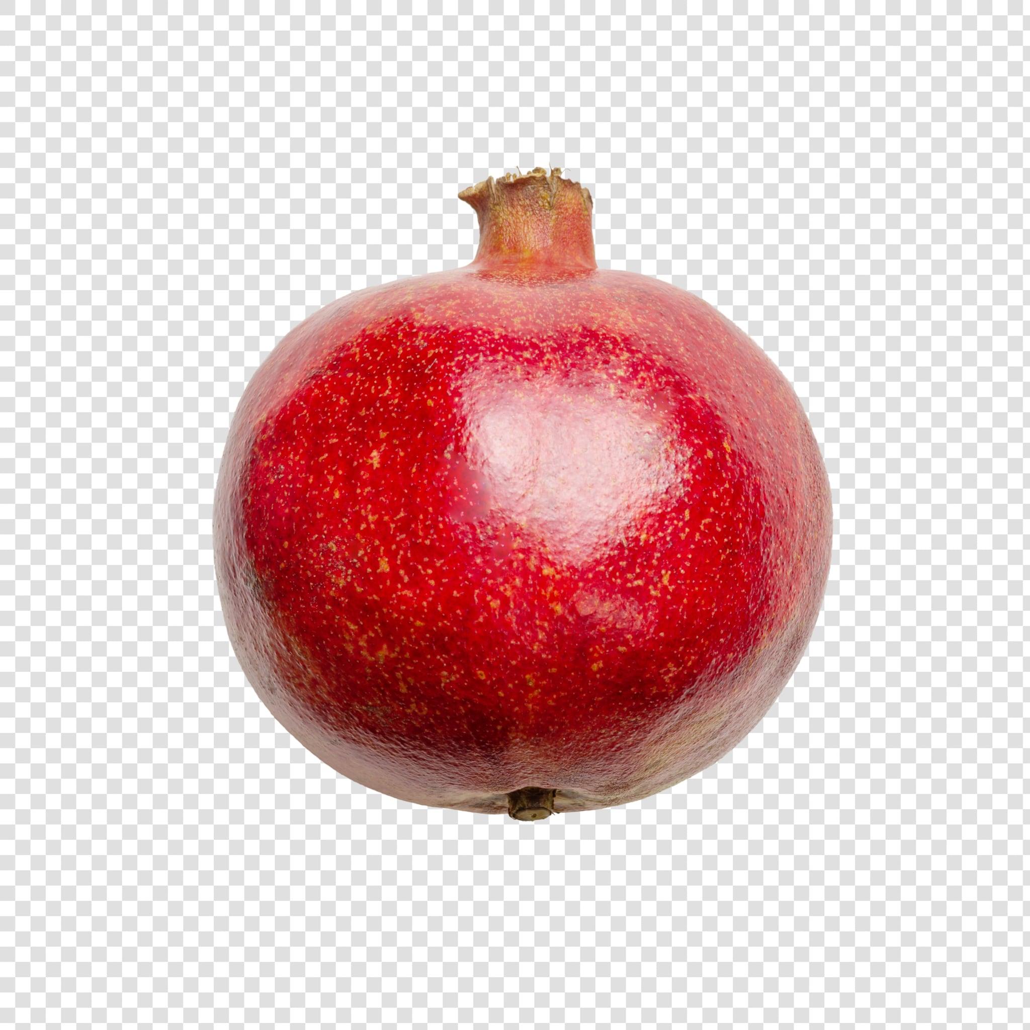 Garnet PSD image on transparent background
