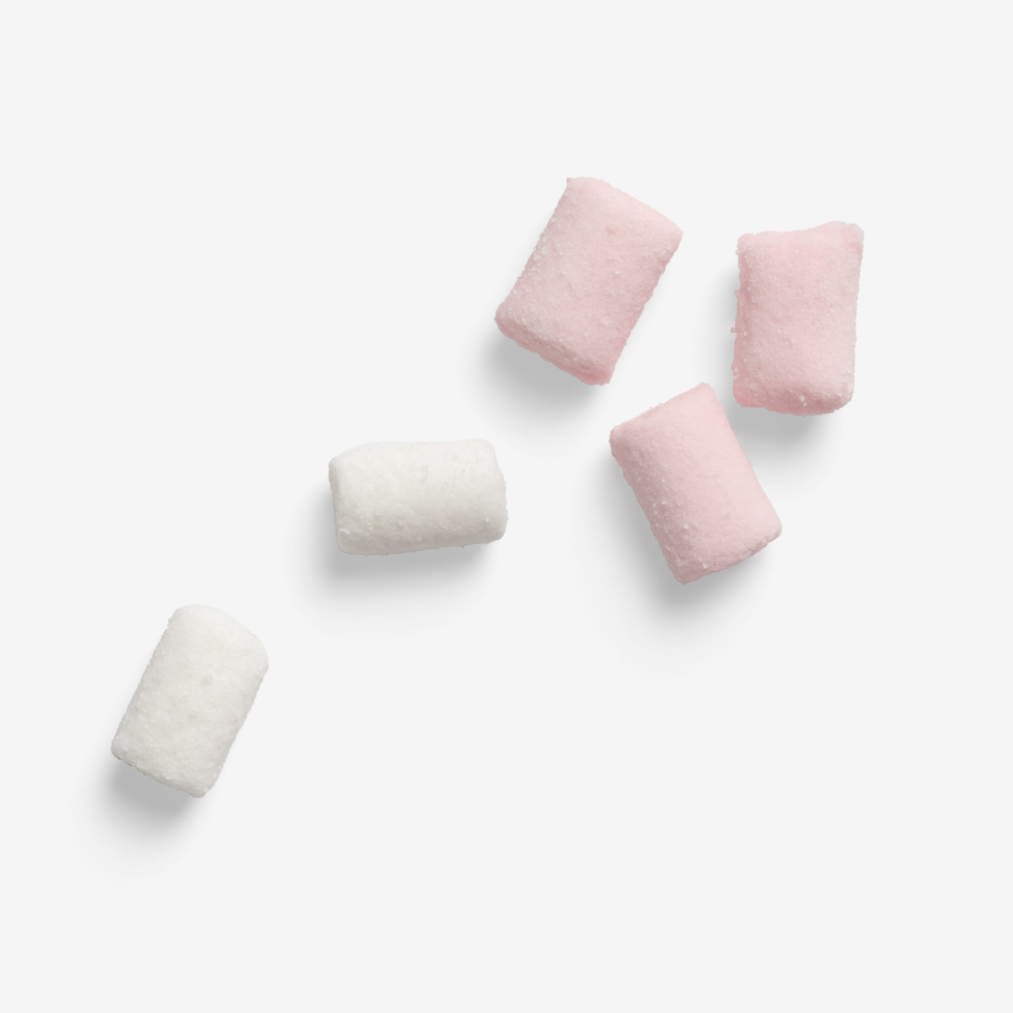 Marshmallow image asset with transparent background