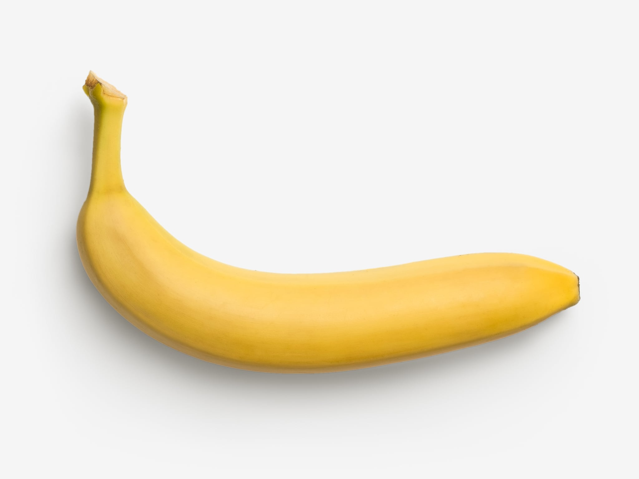 Banana PSD isolated image
