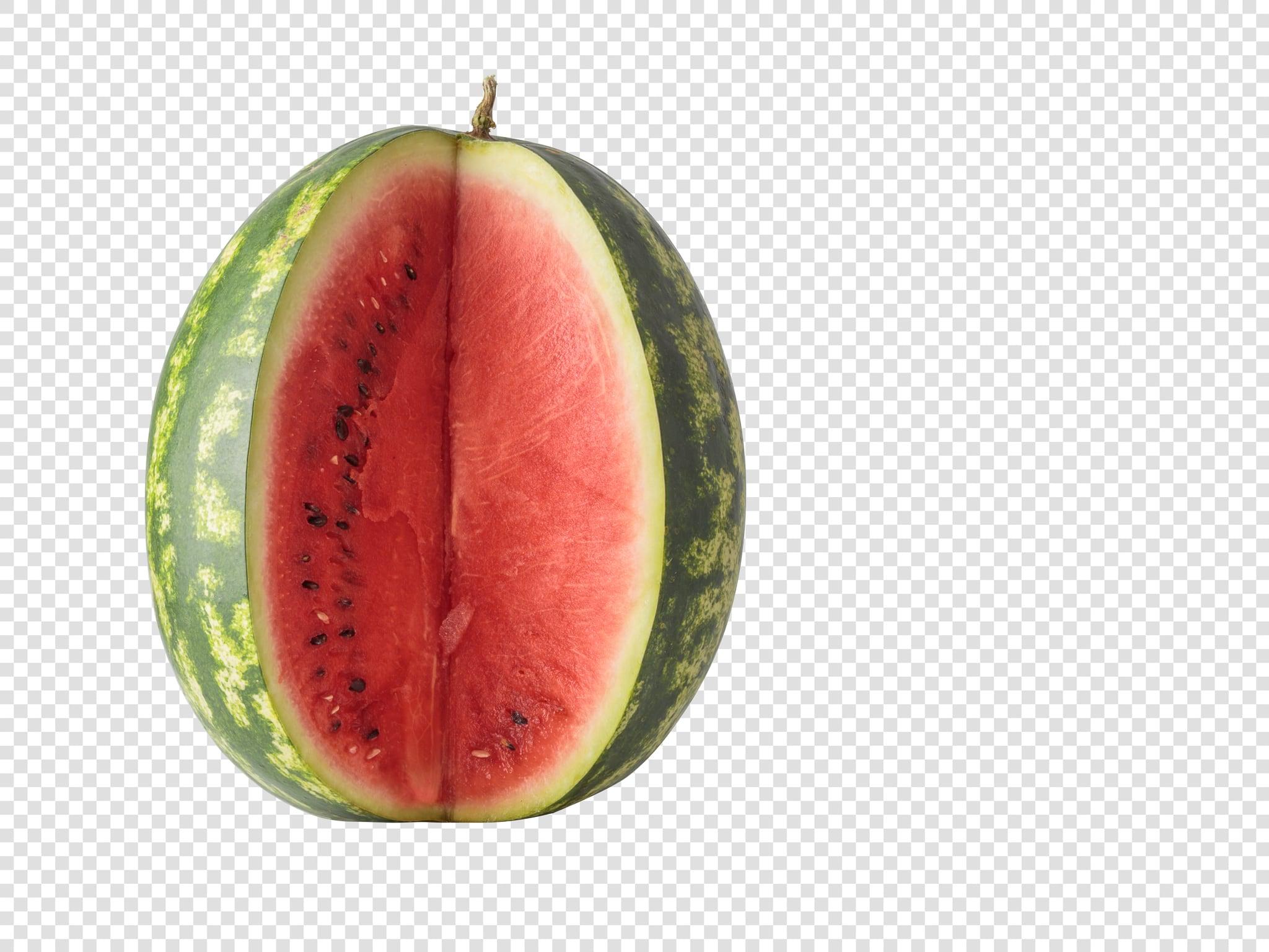 Watermelon PSD layered image
