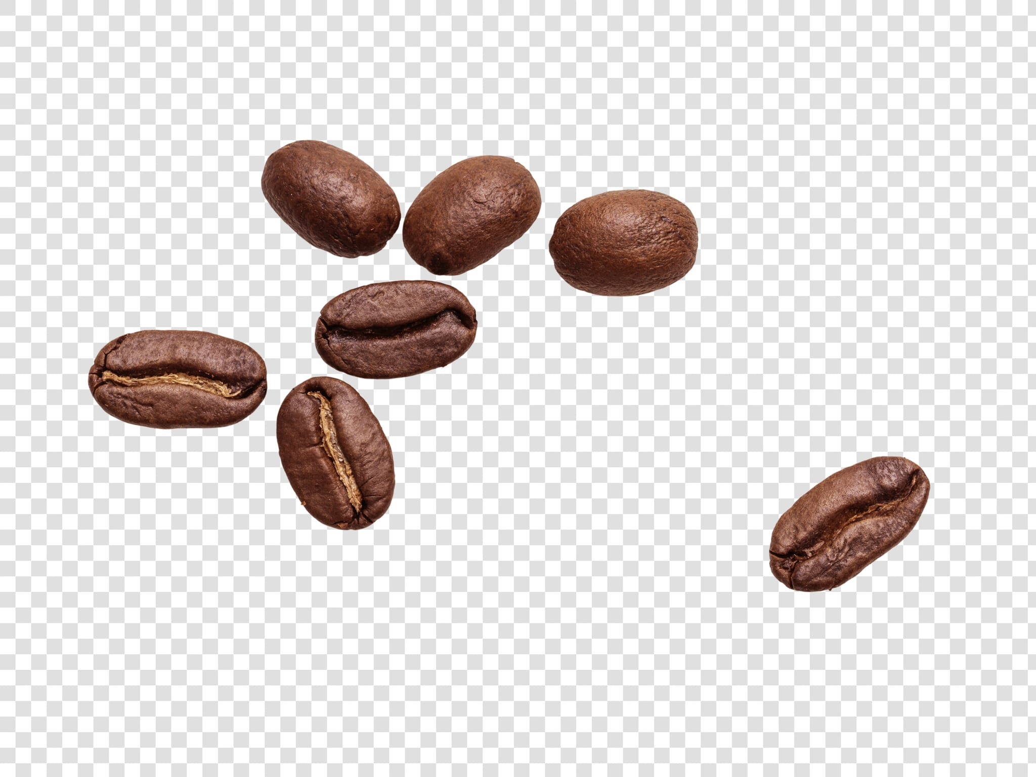 Coffee PSD isolated image