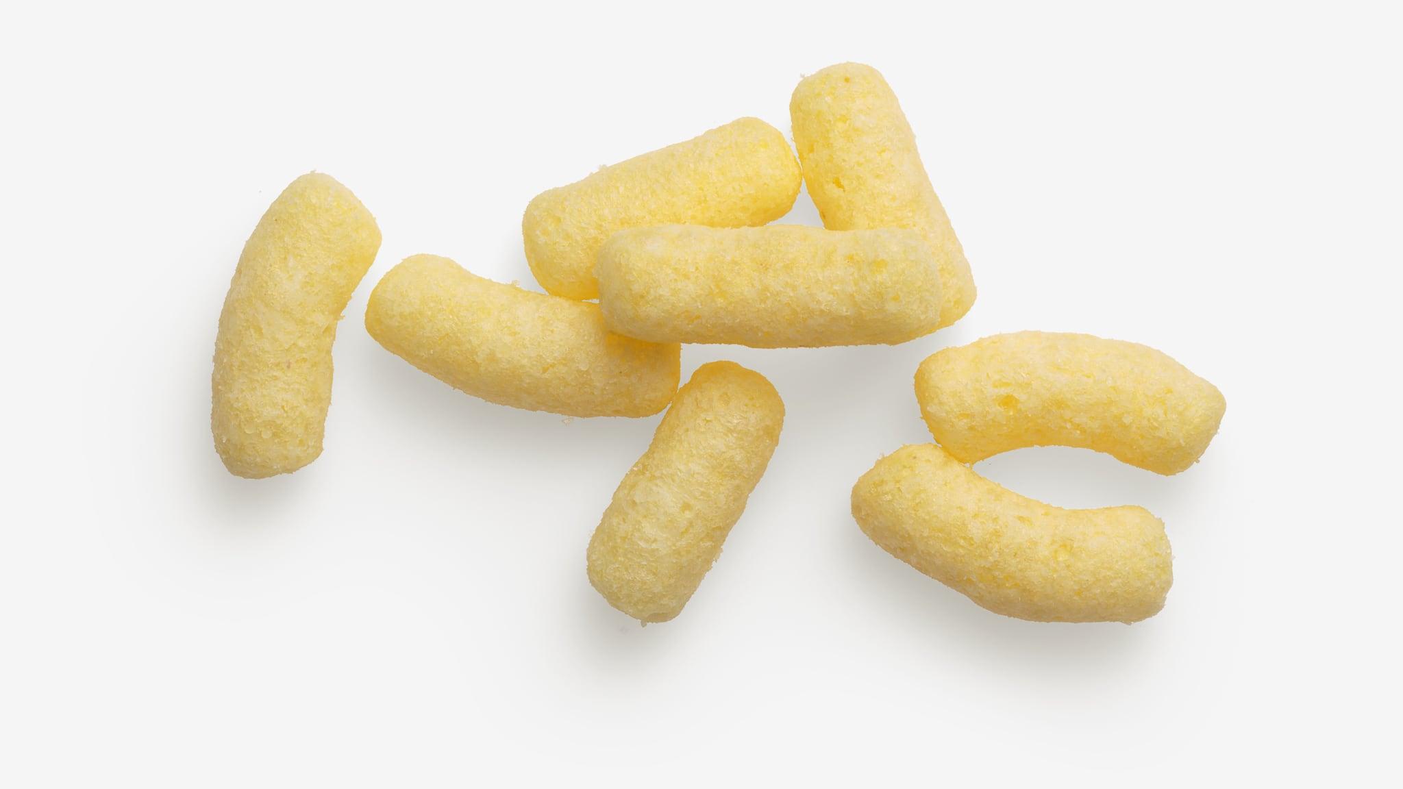 Corn sticks PSD image with transparent background