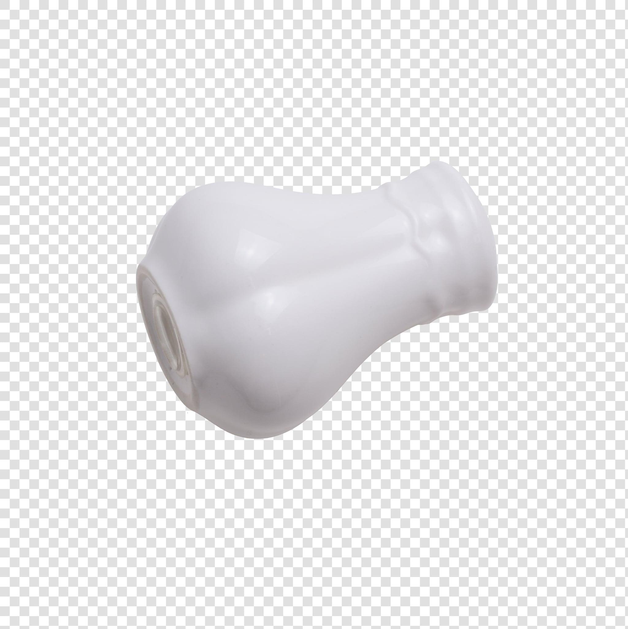 Salt shaker image with transparent background