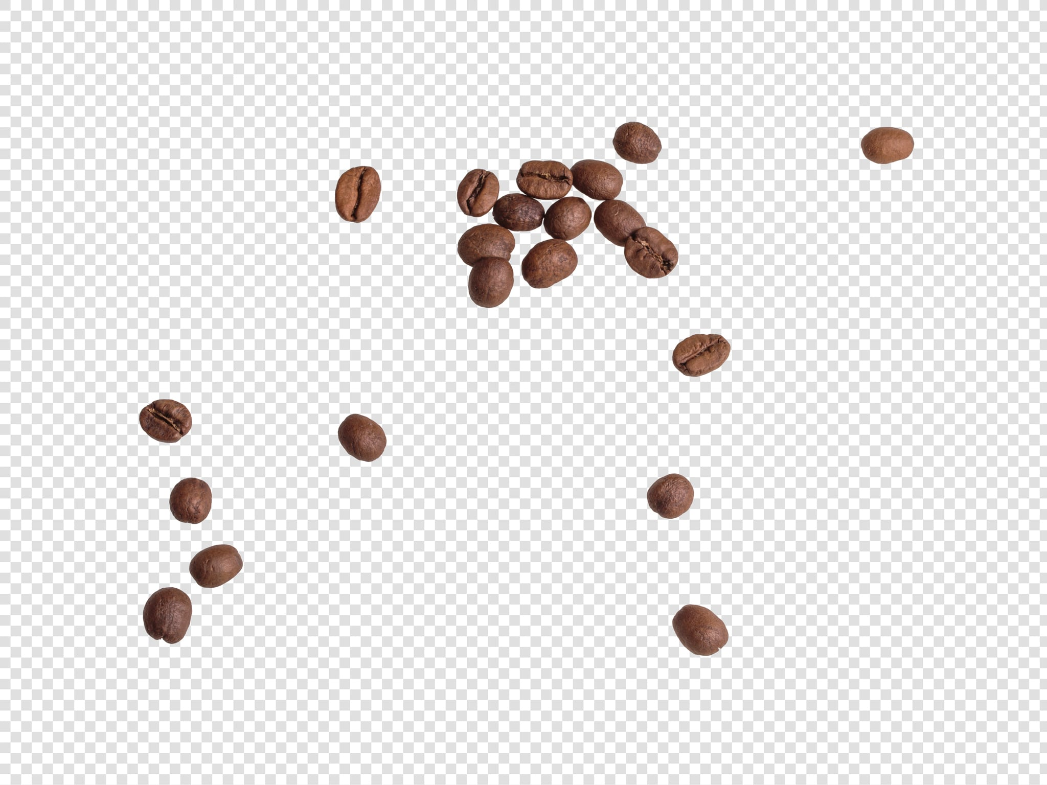 Coffee PSD layered image