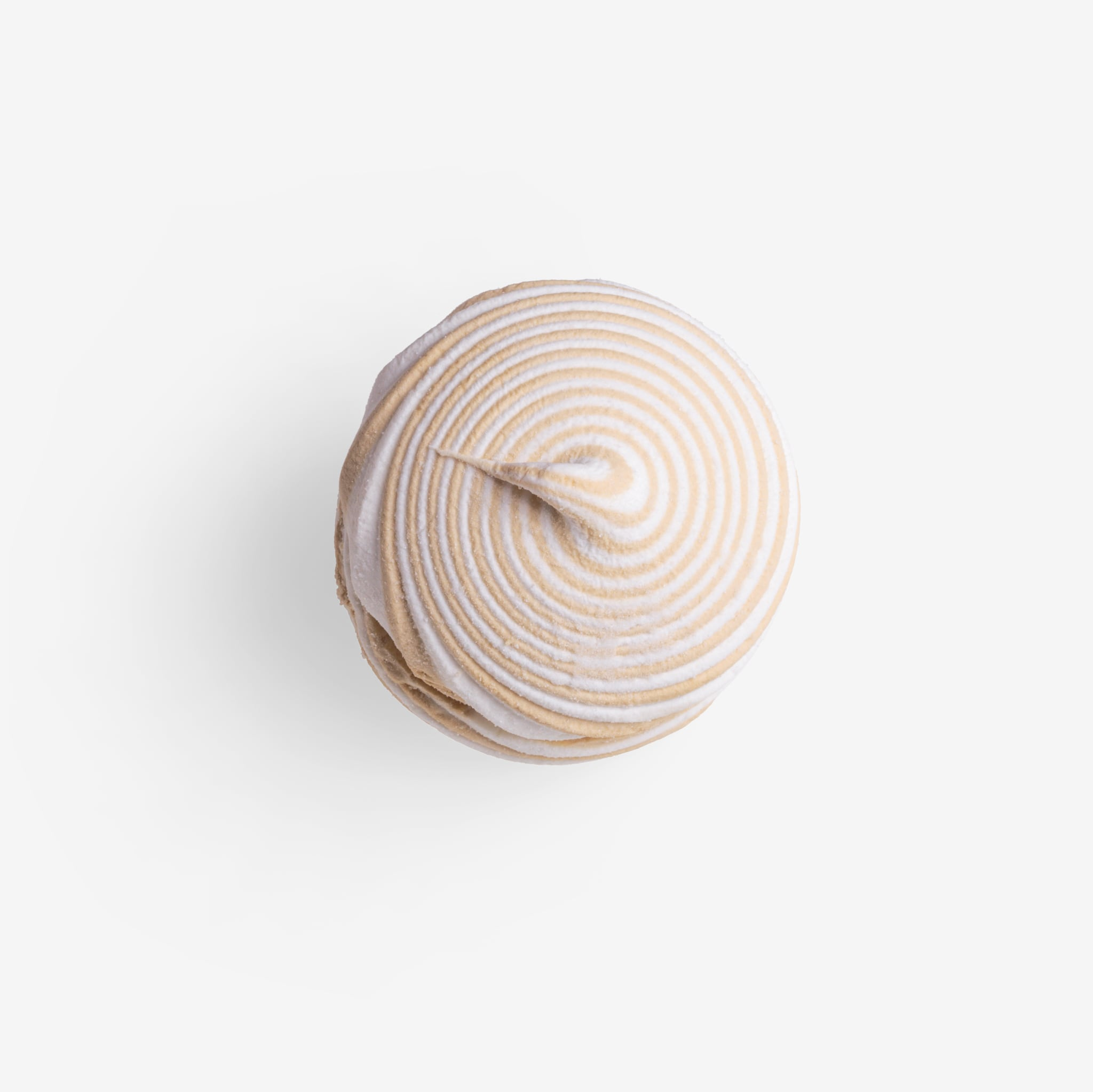 Marshmallow PSD image with transparent background