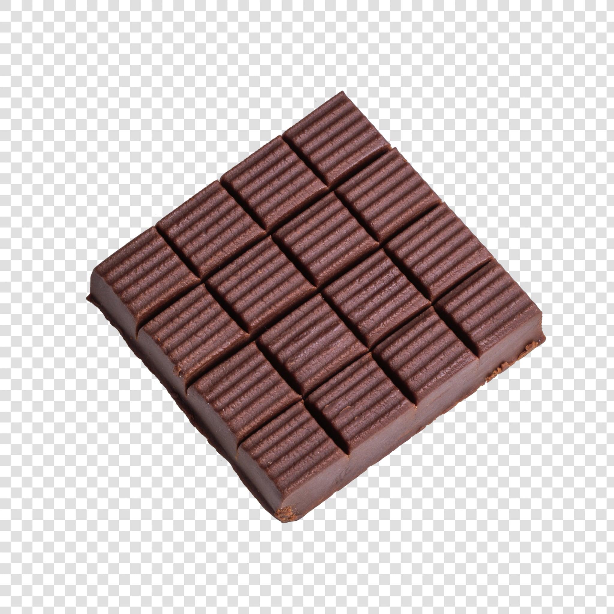 Chocolate PSD layered image