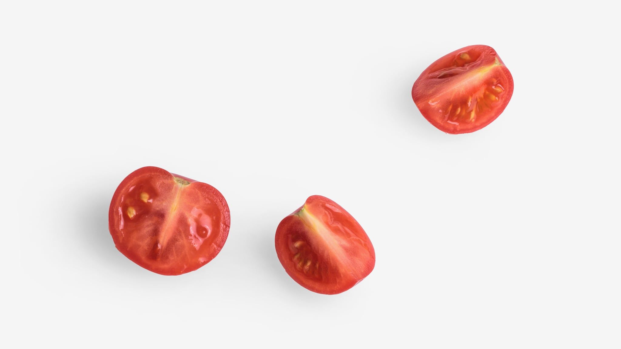 Tomato image asset with transparent background