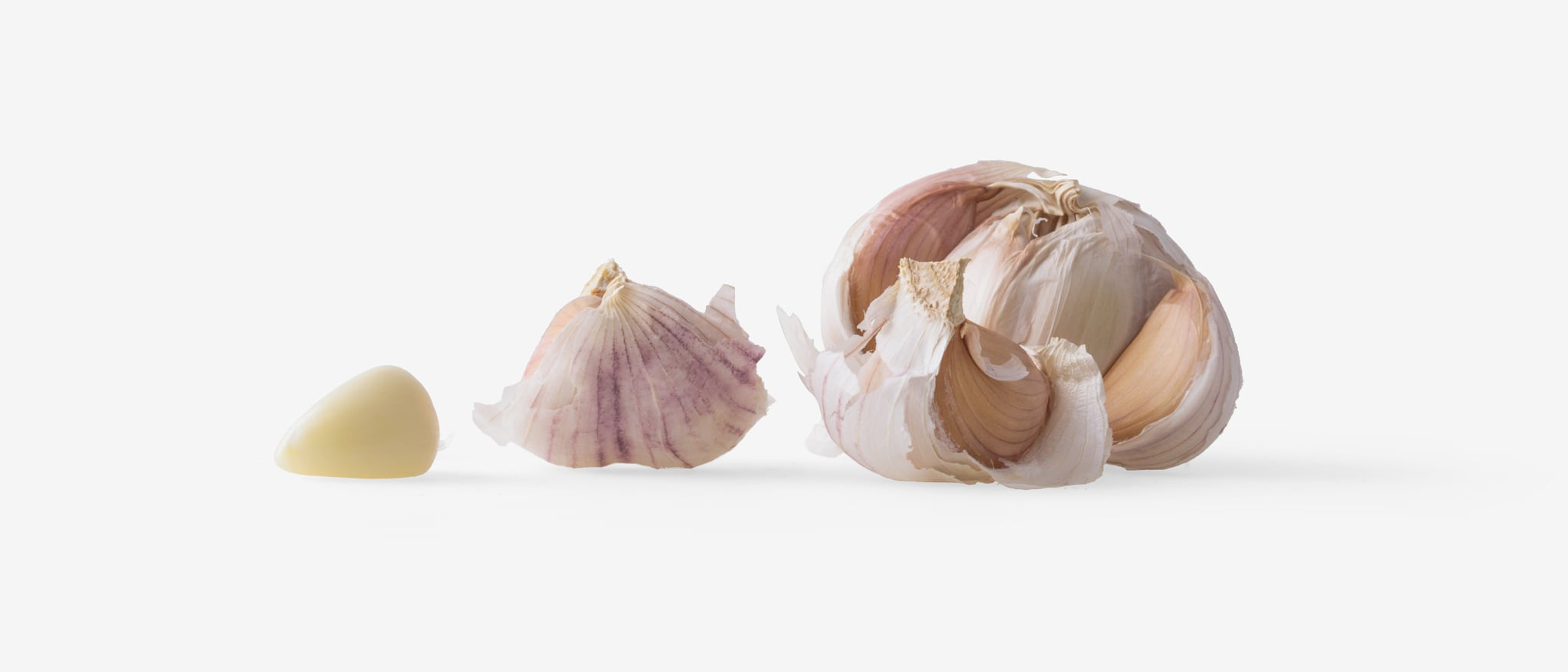 Garlic image with transparent background