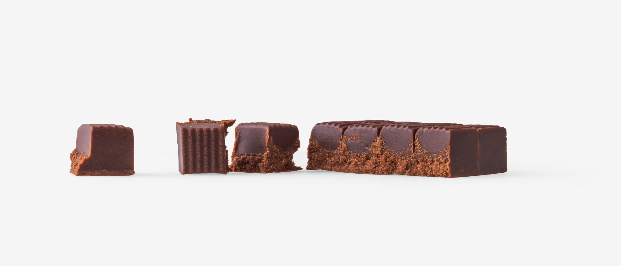 Chocolate PSD image with transparent background
