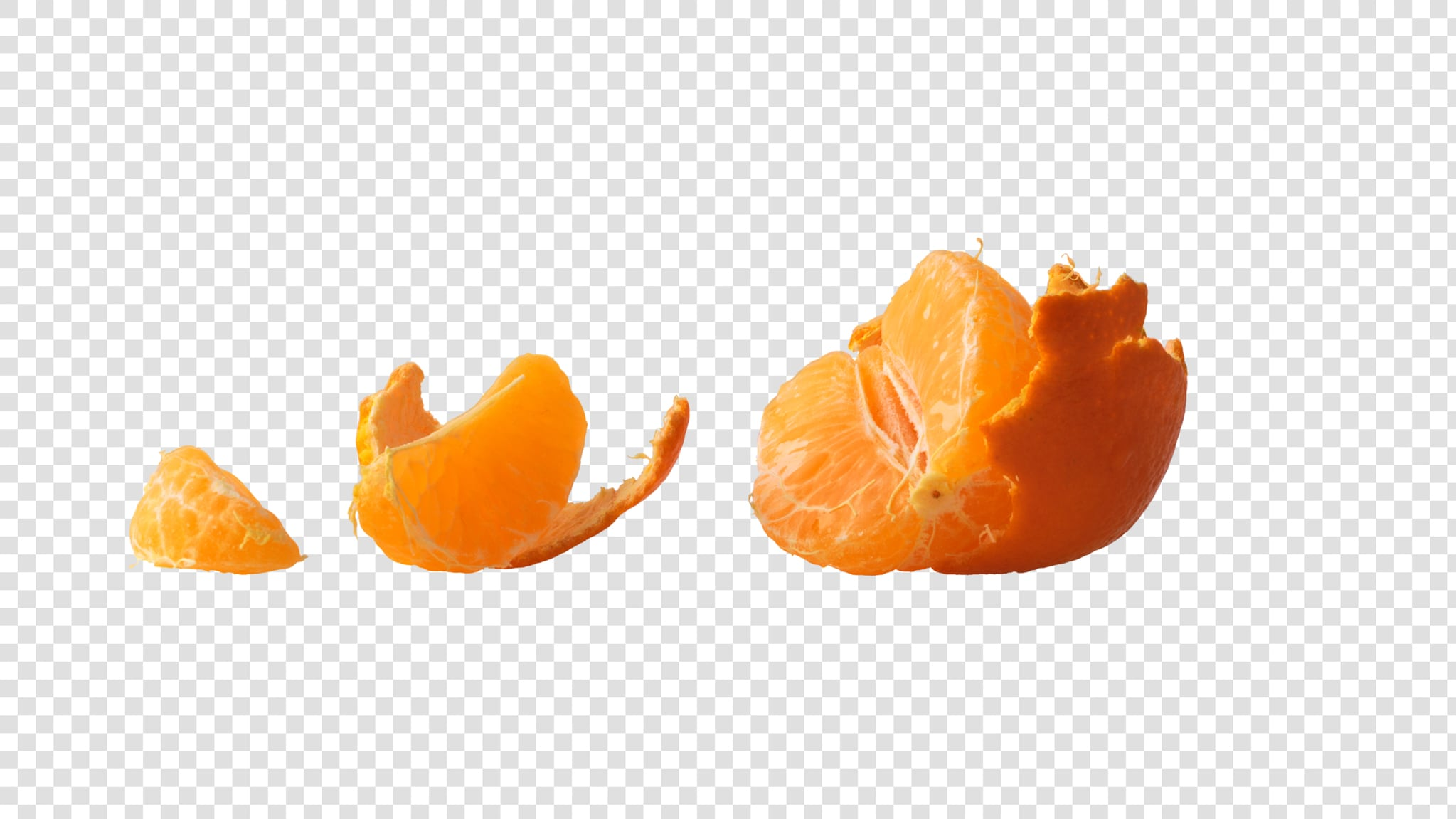 Orange PSD layered image