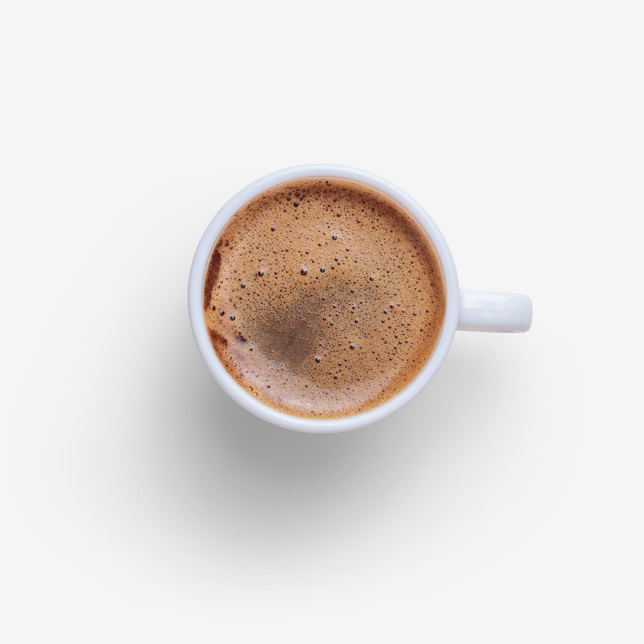 Coffee PSD layered image