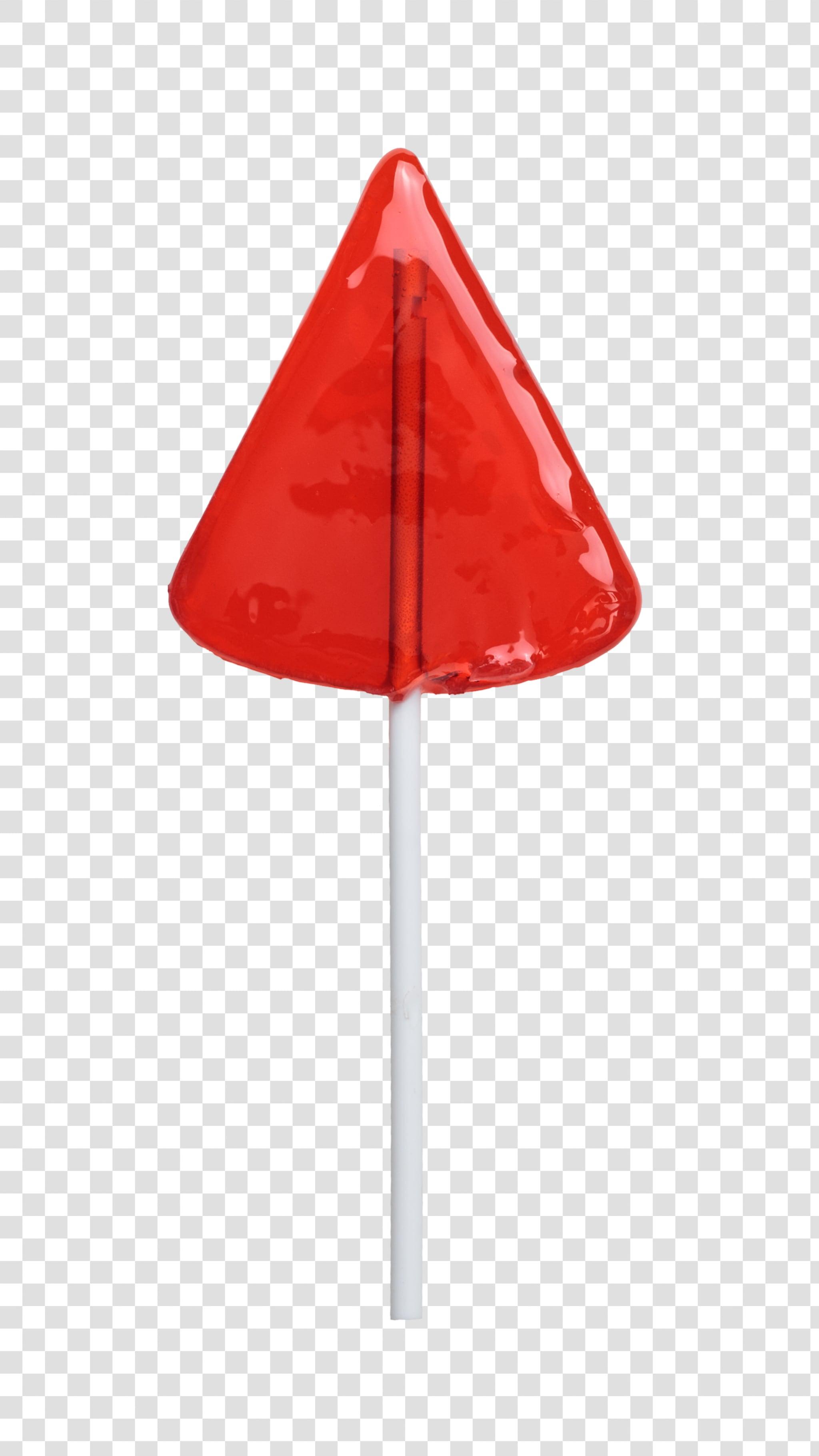 Lollipop PSD image with transparent background