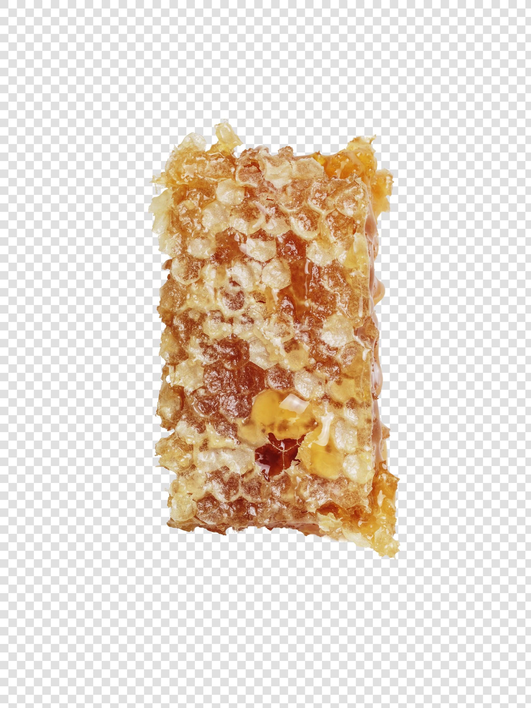 Honey PSD isolated image