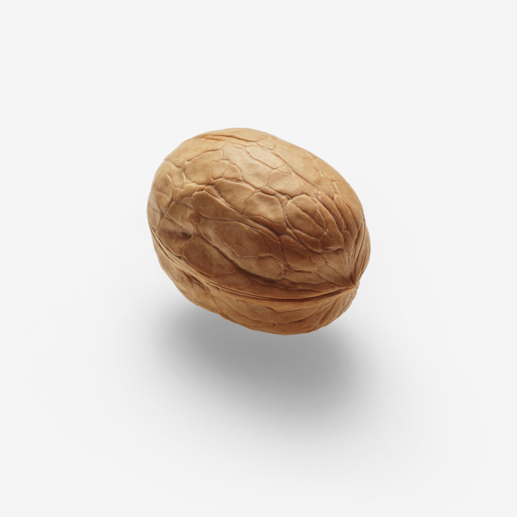 Walnut image with transparent background