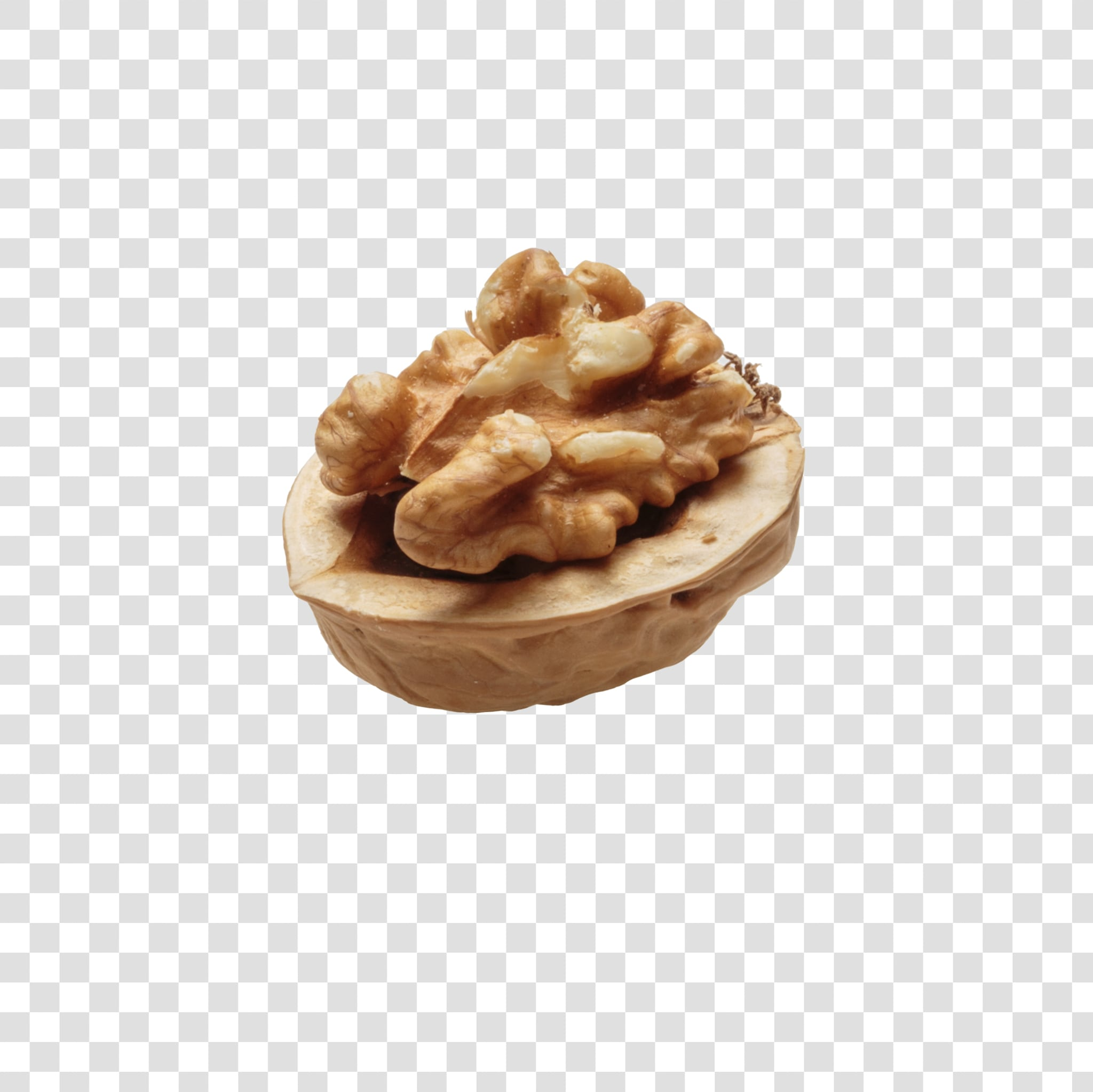 Walnut PSD layered image