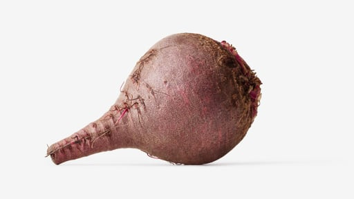Beet PSD image with transparent background