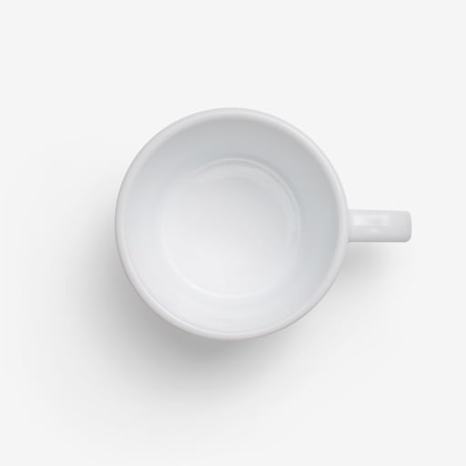 Mug image asset with transparent background