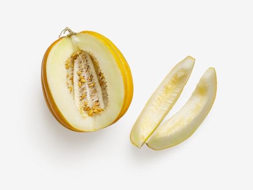 Isolated Fresh melon psd image