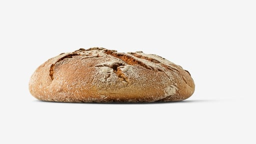 Bread image with transparent background