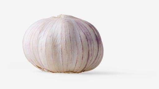 Garlic image with transparent background