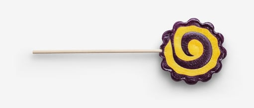 Lollipop image with transparent background