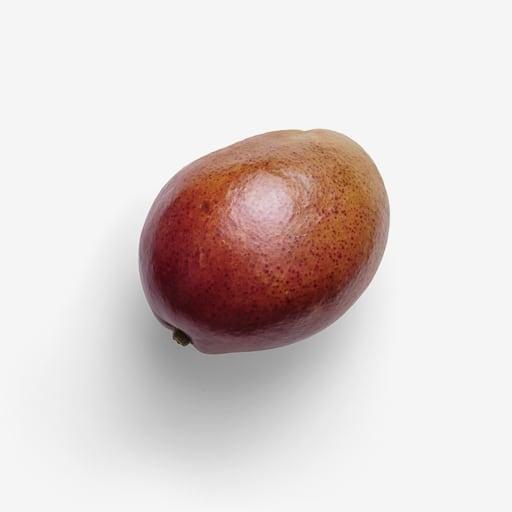 Mango PSD image with transparent background