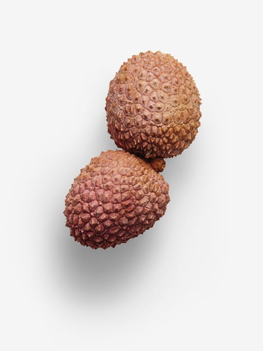 Lychee image asset with transparent background